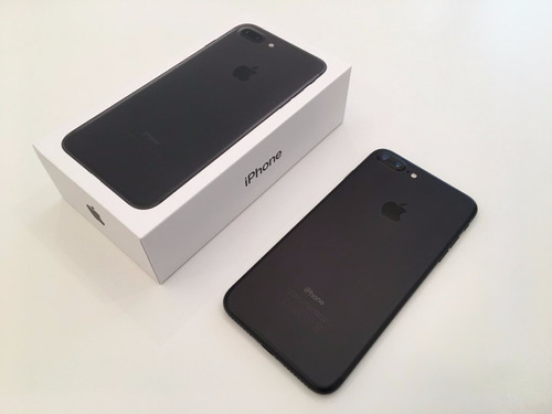 iphone 7 plus 256 gb nuevos liberados gtia 6 meses !