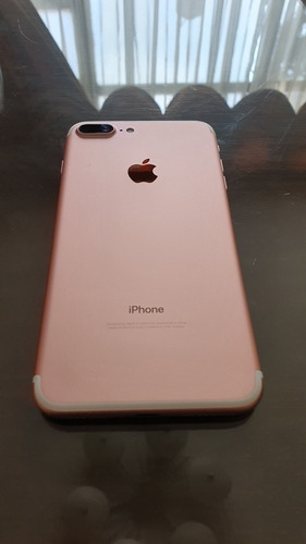 iphone 7 plus 256 gb rosa