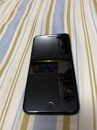 iphone 7 plus 256gb impecable -negro charol-