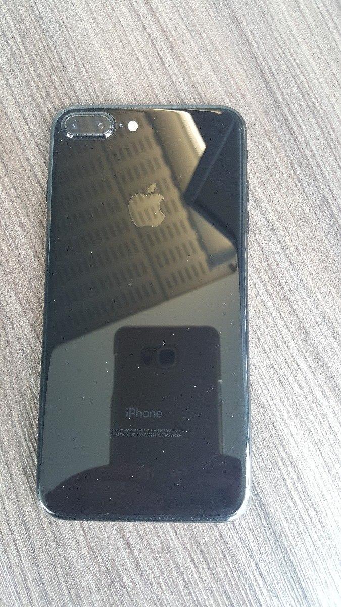 Iphone 7 Plus 256gb Jet Black Seminuevo 1100000 En Mercado Libre Jetblack Cargando Zoom