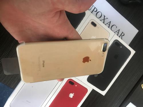 iphone 7 plus 32 gb negro mate liberado de fabrica