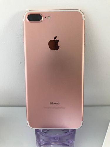 iphone 7 plus 32g de vitrine - n f - garantia