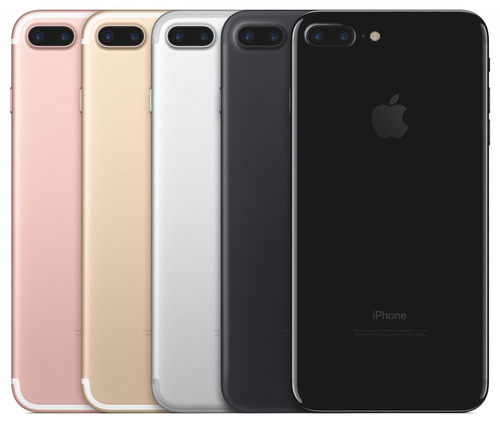 iphone 7 plus 32gb 4g lte nuevos sellados 1 año garantia