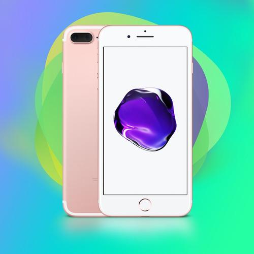 iphone 7 plus 32gb entrega inmediata 1 año de garantía.
