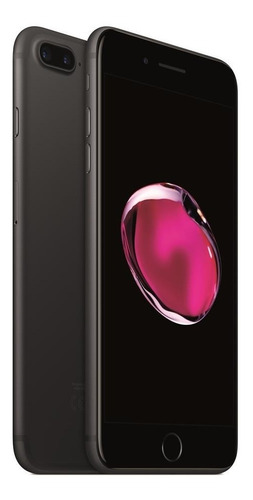 iphone 7 plus 32gb original vitrine garantia nf 12x s/ juros