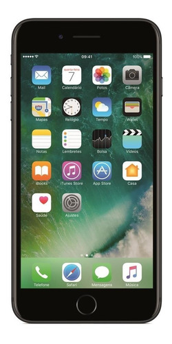 iphone 7 plus 32gb original vitrine garantia nf tela 5.5 pol