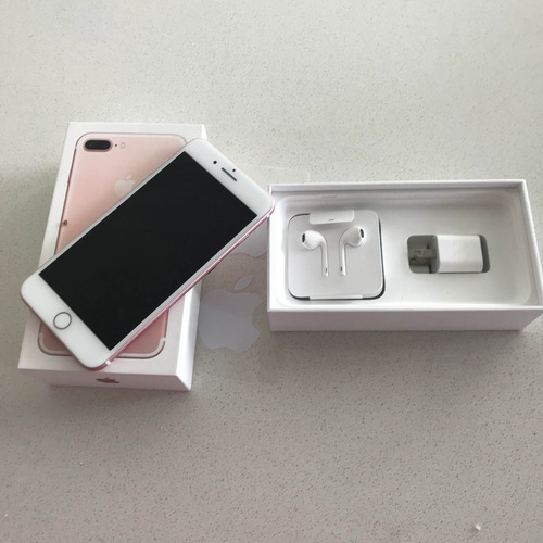 iphone 7 plus 32gb perfecto caja y accesorios