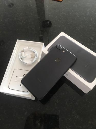 iphone 7 plus 32gb perfecto como nuevo caja y accesorios