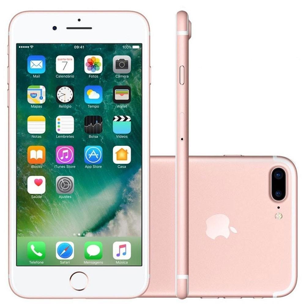 Iphone 7 Plus 32gb Rose Gold C 226 Mera 12mp 5 5