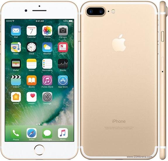 1ae1baef3ec iPhone 7 Plus Color Dorado 256gb - $ 22,600.00 en Mercado Libre
