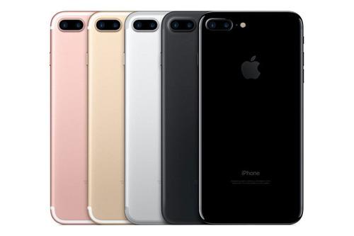 iphone 7 plus de 128 gb original tela 5.5 vitrine