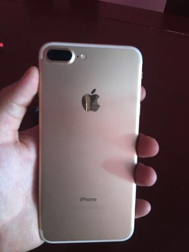 iphone 7 plus de 256 gb 10/10