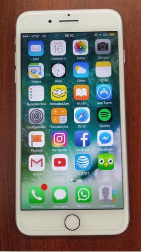 iphone 7 plus de 256gb at&t mx