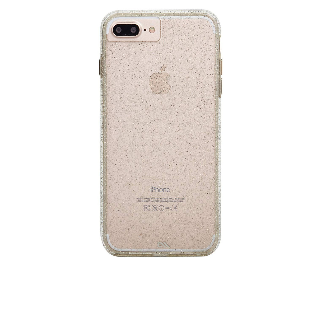a723ebb6c6a iphone 7-plus funda - naked tough - sparkle effect - - iphon ...