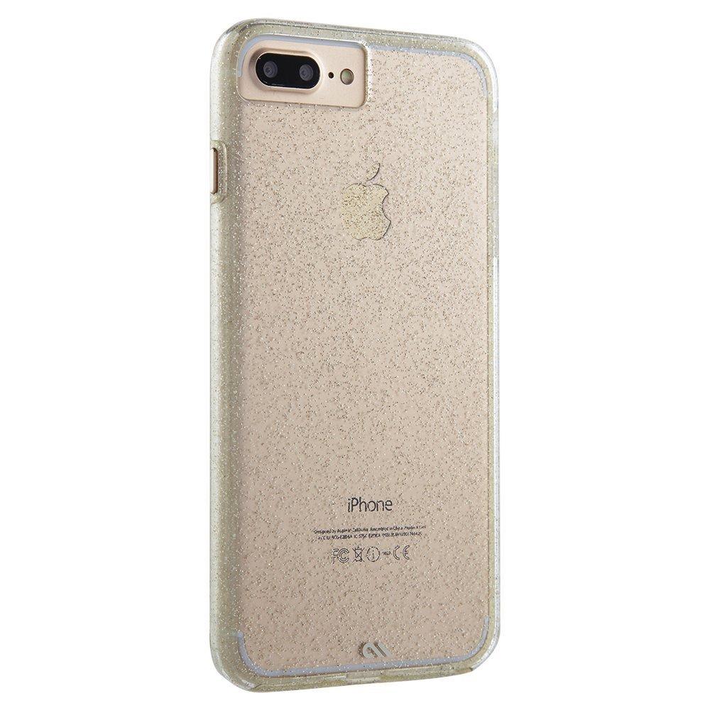 0e9e6f3309e iphone 7-plus funda - naked tough - sparkle effect - - iphon. 5 Fotos