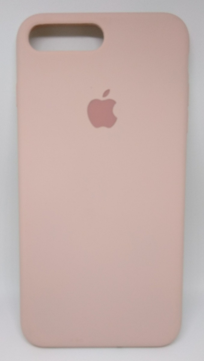 Iphone 7 Plus Iphone 8 Plus Apple Nude - Capa Case Silicone - R  78 ... bdfc88e5b2
