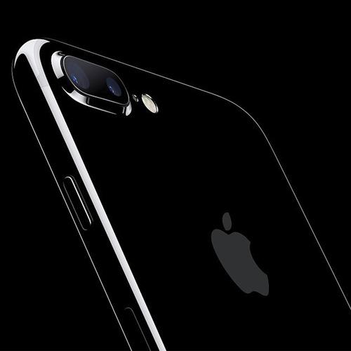 iphone 7 plus jet black 256gb 5.5' retina waterproof 12mp 4k