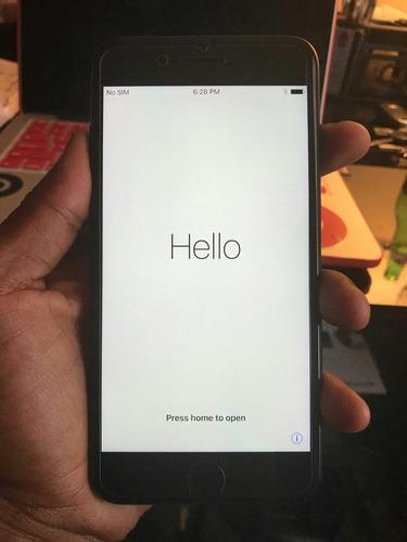 iphone 7 plus mate 32 gb factura y garantia