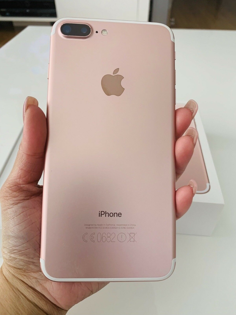 6782c1c3742 iPhone 7 Plus Oro Rosa 32gb Usado - $ 1.380.000 en Mercado Libre