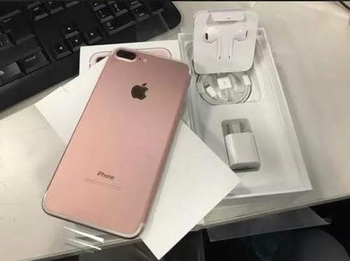 iphone 7 plus rose 64 gb en oferta navideña
