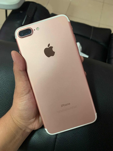 iphone 7 plus rose gold,256 gb