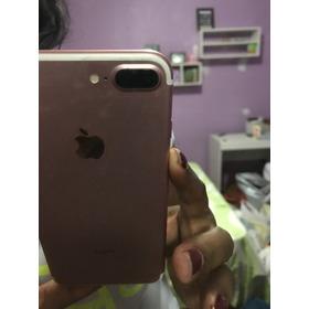 iPhone 7 Plus Sem Marcas No Vidro E Com Seguro !