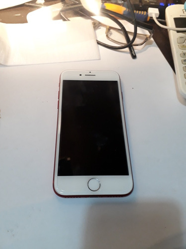 iphone 7 red edicion limitada 128g. libre