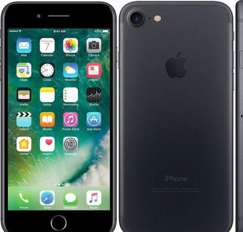 iphone 7-rosa/oro/plata/negro/gris/rojo - libre - 128gb