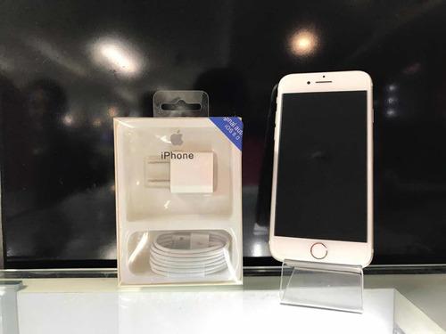 iphone 7 rose gold (rosado) 32gb.liberado. tienda física