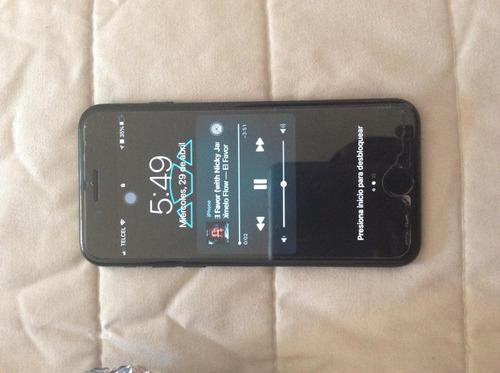 iphone 7 seminuevo 32 gb libre de fabrica uso personal
