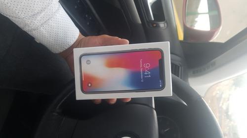 iphone 7, x, sellado nuevo 1 año garantía + factura