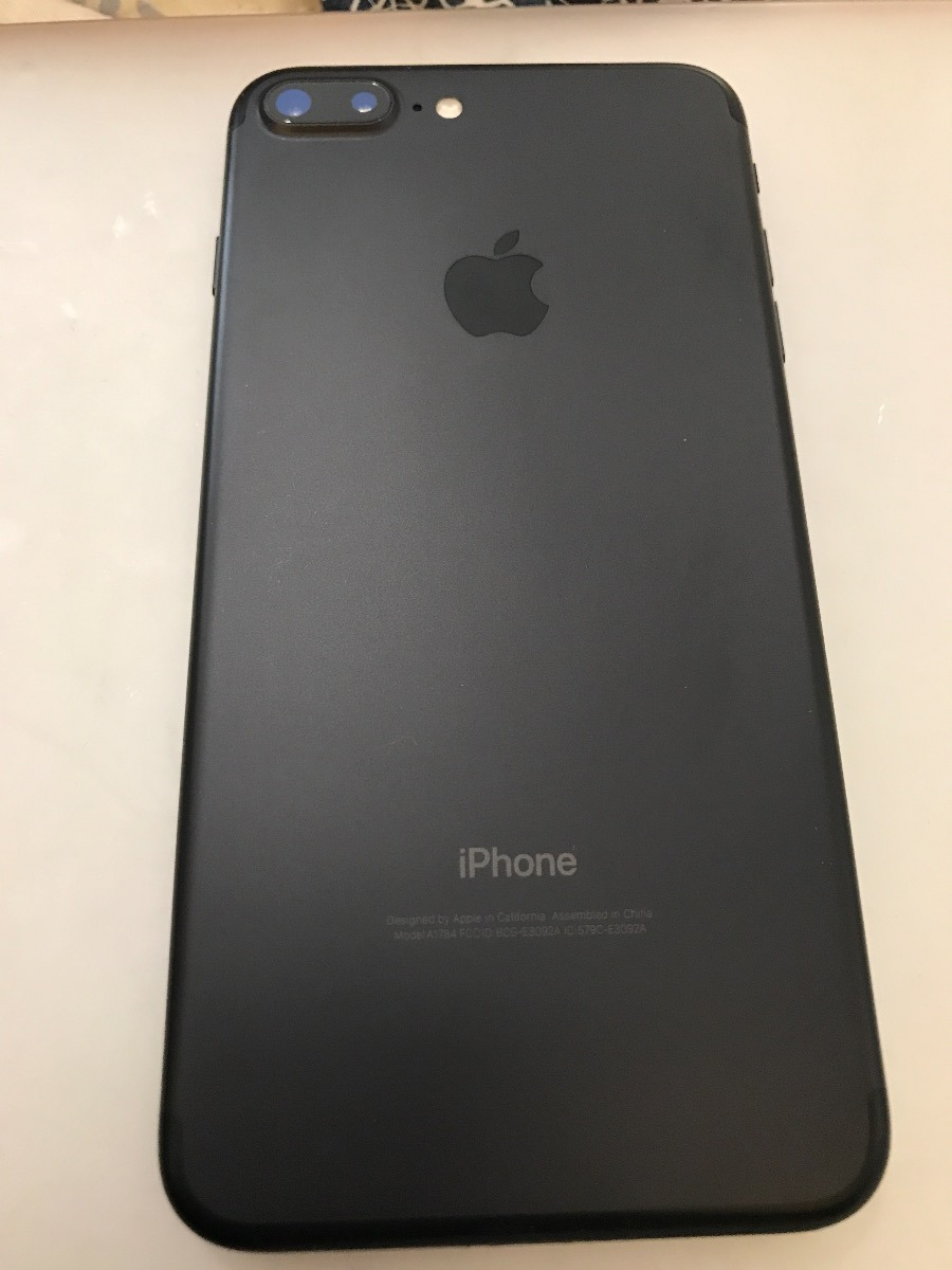 eff4014a184 iphone 7plus black mate 128 impecabl garantia applecare libr. Cargando zoom.