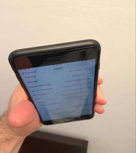 iphone 7plus de 128 gb*open box aceptamos tarjeta de crédito