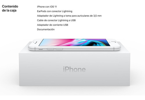 iphone 8 256gb / libres de fábrica / full stock / apple