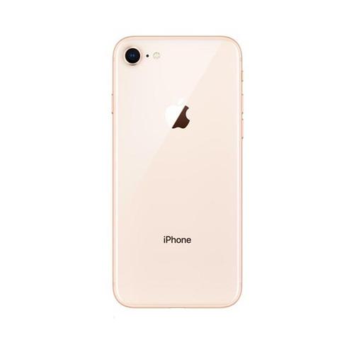 iphone 8 4.7 pol, câmera 12mp + frontal 7mp 256gb dourado
