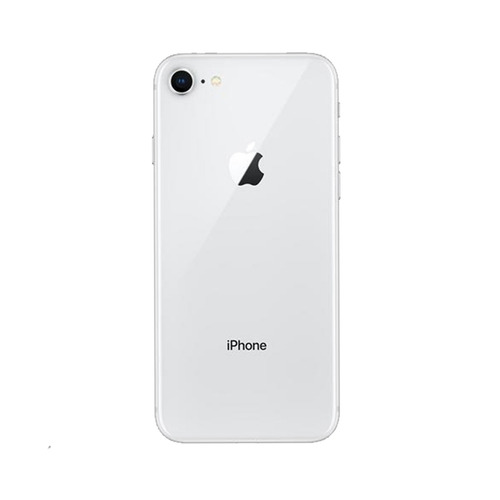 iphone 8 4.7 pol, câmera 12mp + frontal 7mp 64gb prata