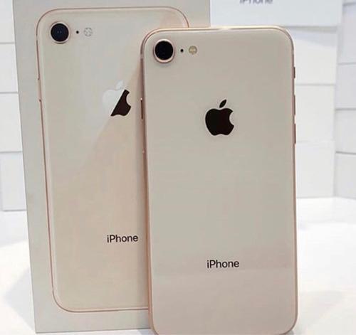 iphone 8 64 gb gold lacrado na caixa