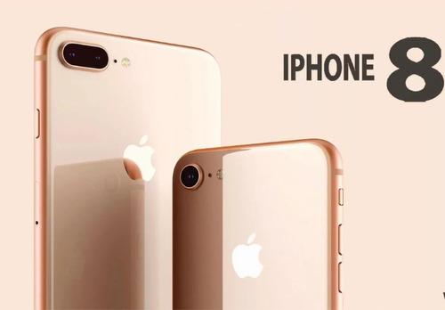 iphone 8 64gb; 7 7 plus 128gb 8 plus x nuevos garantía