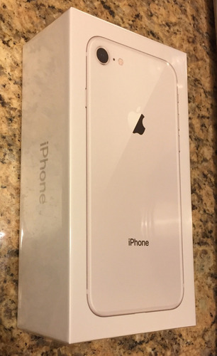 iphone 8 64gb en caja sellada