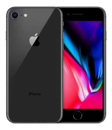 iphone 8 64gb libre 4k sellados+vidrio temp cuotas s/interes