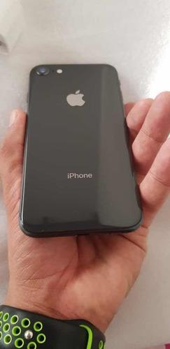iphone 8 64gb negro gold silver libre 4g 12 mp. 10/10