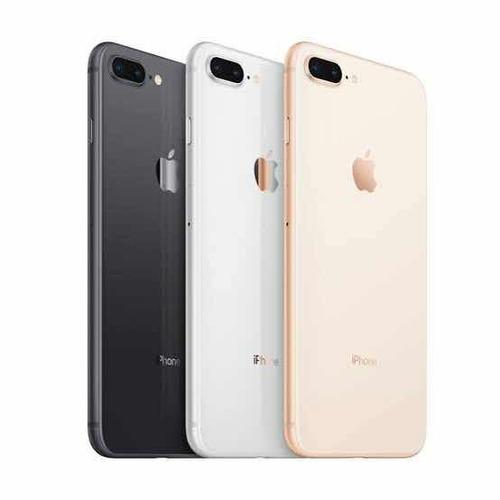 iphone 8 64gb nuevos 4g lte libres 12mp sellados +garantía!!