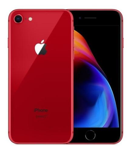 iphone 8 64gb red 12 cuotas (openbox) | phonefactory