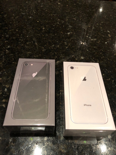 iphone 8 64gb silver- from eeuu apple store w/ receipt