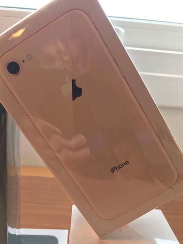 iphone 8 de 64 modelo 1905 (lacrado novo) cor gold