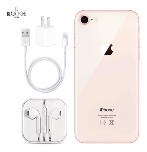 iphone 8 (garantía/pago con tarjeta)