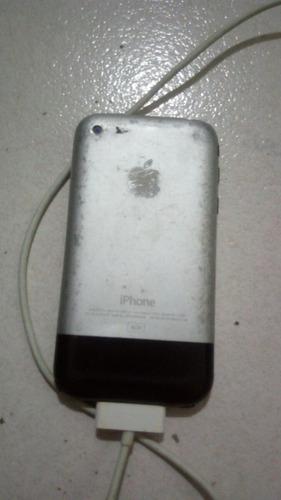 iphone 8 gb primeira geração quebrado