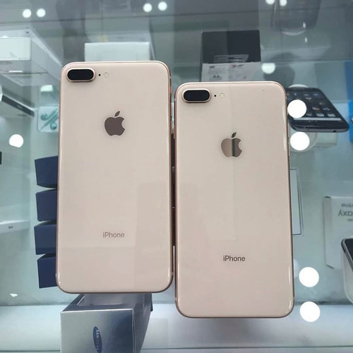 iphone 8 plus 256 gb factory 12 meses de garantía apple