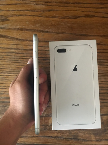 iphone 8 plus - 256gb