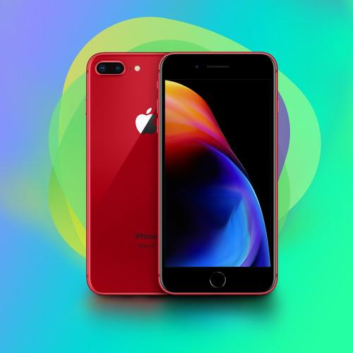 iphone 8 plus 256gb difiere hasta 24 meses con tarjeta.